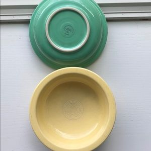 Fiestaware Dining - Fiestaware serving bowls
